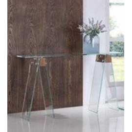 Consola Pontevedra Mueble de cristal
