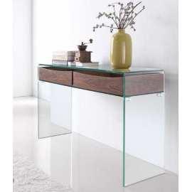 Consola Jaén Mueble de cristal