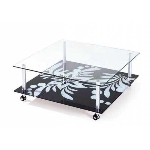 Mesa Compostela 100 Mueble de cristal