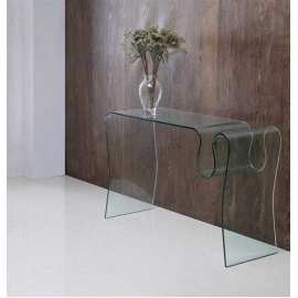 Consola Vitoria Mueble de cristal
