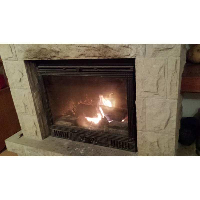 Vidrio resistente al fuego para estufas y chimeneas neoceram a medida - Chimeneas con cristal ...