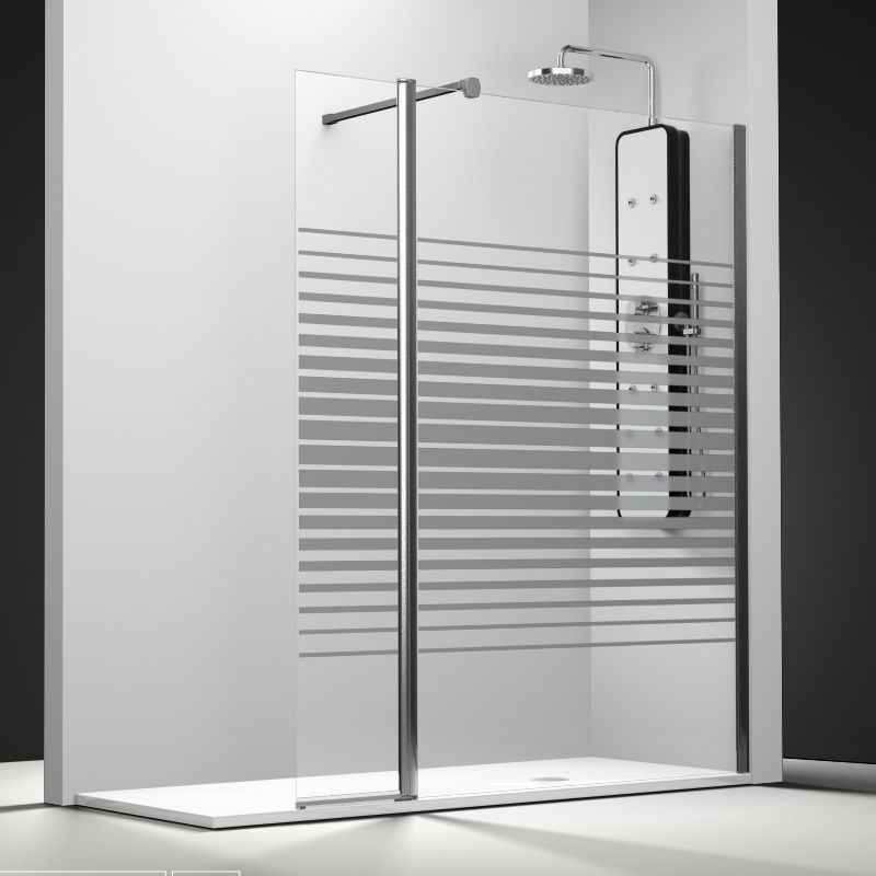 Mampara de ducha profiltek serie standard modelo bo240 - Profiltek mamparas de bano ...