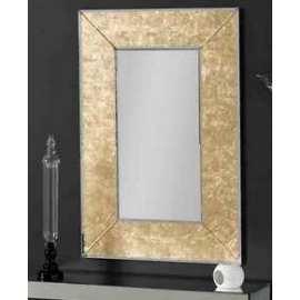 Espejo Cervo Oro
