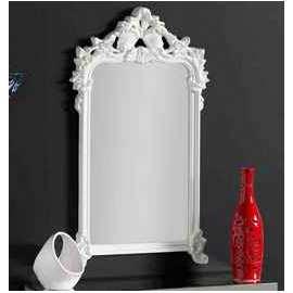 Espejo Baltea Blanco Decape