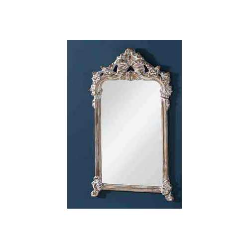 Espejo baltea anticuario espejo rectangular acabado for Molduras para espejos online