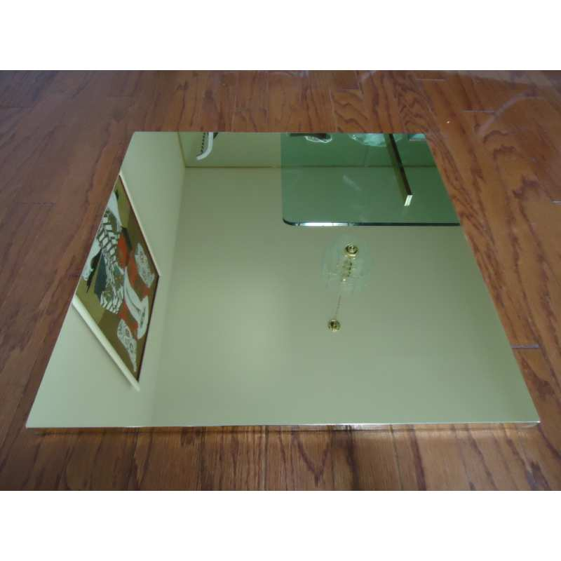Espejo redondo a medida 5mm envio incluido a madrid for Espejo largo pared