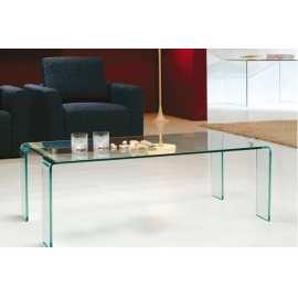 Mesa Castellón Centro Mueble de Cristal
