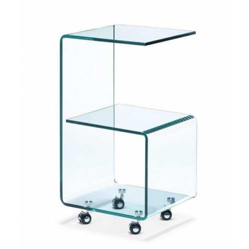 Mesa Logroño Mueble de cristal