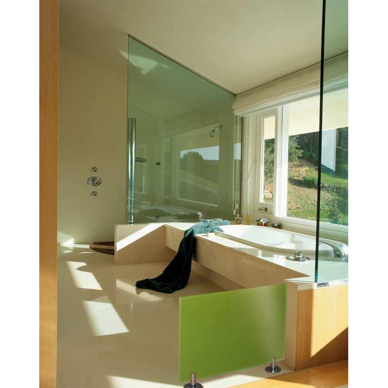 Radiador de vidrio gr 300 500 700 900 colores espejo - Suelos de vidrio ...