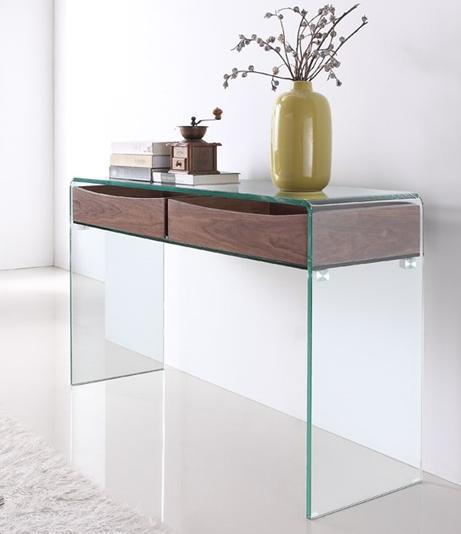 Novedades en muebles de cristal theme for Muebles de cristal