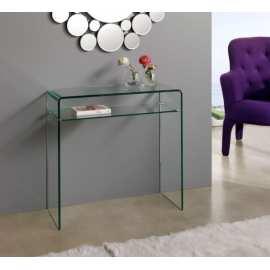 Consola Venus-80 Mueble de Cristal