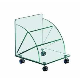 Mesa Albacete Mueble de Cristal