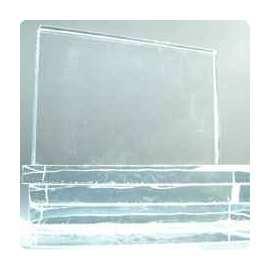 Vidrio 5mm incoloro con esquinas redondas