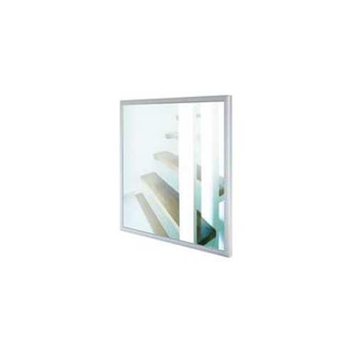 Radiador  efecto espejo con marco
