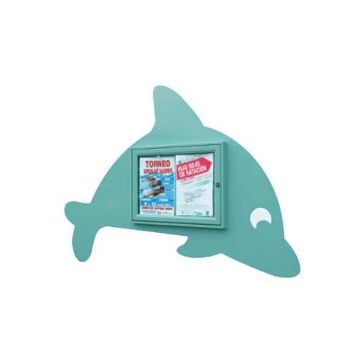 Vitrina Delfín