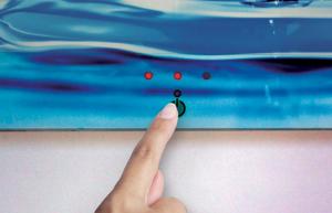 Radiador Tactil